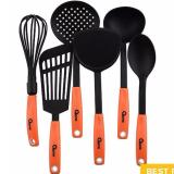 Review Oxone Ox 953 Kitchen Tools Spatula Anti Panas Oranye
