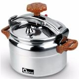 Oxone Pressure Cooker Alupress 4 Liter Ox 2004 Silver Oxen Diskon