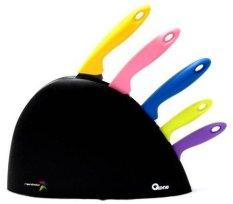 Oxone Rainbow Set Pisau OX-606 - 6 Buah