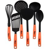 Beli Oxone Spatula Sutil Set Ox 953 Orange Baru