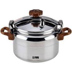 Oxonee OX-2004 Aluminium Pressure Cooker - Panci Presto 4 Liter - PROMO TERLARIS