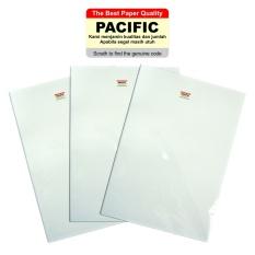 Spesifikasi Pacific Transfer Paper Kertas Sublim Untuk Media Gelap In The Dark Dan Harganya