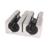 Spesifikasi Pak 4 Sbr16Uu 16Mm Aluminium Router Linier Gerak Bantalan Solide Blok C Lengkap