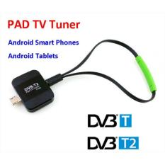 Pad TV DVB-T2 Receiver for Android Phone Tablet Micro USB TV Tuner Stick Watch Digital TV On Android Phones