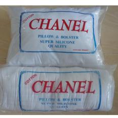 Harga Padie Bantal Guling Premium Merk Chanel Isi Silikon Grade A Murah