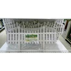 Pagar Plastik Tanaman Isi 5 Pcs By Hardware Shop.