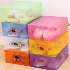 (Paket 5 pcs) BOX SEPATU MIKA ELEGAN / Box Sepatu dan Sandal / Tempat