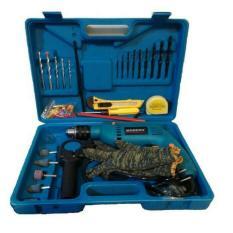 Paket Bor Listrik Modern M2130 M 2130 Set lengkap (beserta Koper)