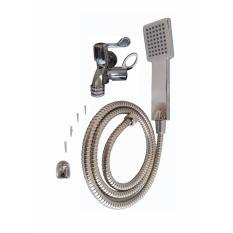 Harga Paket Kran Shower Minimalis N Slim Silver Branded