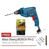 Paket Mesin Bor Bosch Gbm 350 Re Mata Bor Besi Kenmaster Mata Obeng Bosch Diskon 50