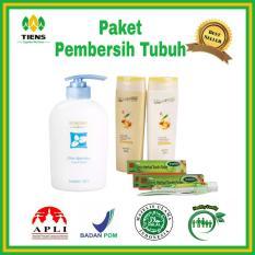 Paket Pembersih Tubuh Herbal Indonesia Diskon 50