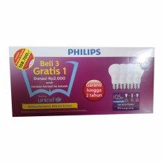 Paket Philips Lampu LED 10.5 watt