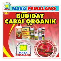 Paket Pupuk Budidaya Cabai Organik Nasa ( Glio + Supernasa + Power Nutrition + Poc Nasa + Hormonik)
