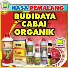 Paket Pupuk Budidaya Cabai Plus Supernasa Power Nutrition Poc Nasa Hormonik Glio Corrin Pestona Aero