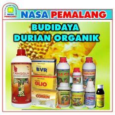 PAKET PUPUK BUDIDAYA DURIAN YANG SUDAH BERPRODUKSI POWER NUTRITION SUPERNASA