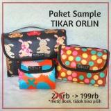 Toko Paket Sample Tikar Lipat Orlin Indonesia 3 Pcs 3 Size Online
