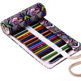 Beli Palight 36 Lubang Bungkus Menggulung Pensil Tas Kanvas Online Murah