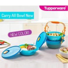 PALING DICARI Tupperware Carry all Bowl Rantang Tempat Makan TERLARIS