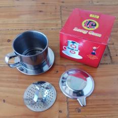 Toko Paling Dicari Vietnam Coffee Drip Penyaring Kopi Coffee Maker Q6 Ekonomis Terlaris Import Online