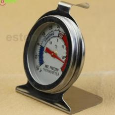 PALING LARIS - TEMPERATURE REFRIGERATOR FREEZER DIAL TYPE THERMOMETER