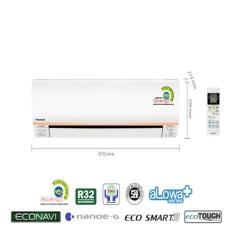 PANASONIC AC 3/4 PK XN7SKJ Ion Alowa [INDOOR   OUTDOOR ONLY]