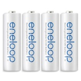 Beli Panasonic Eneloop Battery Aa 4Pcs White Murah North Sumatra