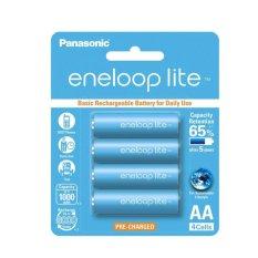 Review Pada Panasonic Eneloop Lite Baterai Aa 1000 Mah Bp4 Biru