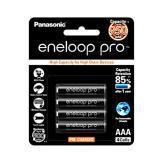Ulasan Lengkap Tentang Panasonic Eneloop Pro Aaa 950Mah Bp4 Hitam