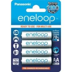 Spesifikasi Panasonic Rechargeable Battery Eneloop Aa 2000 Mah Online