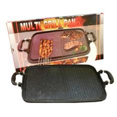 Spesifikasi Ismart Panci Panggang Merk Asli Multi Grill Pan Awet Sudah Terbukti Beserta Harganya