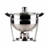 Spesifikasi Panci Penghangat Soup Prasmanan Supra Deep Soup Bowl 32 Cm