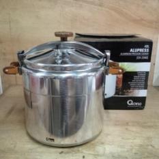 Panci Presto 20 Liter Oxone Ox2020 Pressure Cooker Besar 20Liter - Qktjxi