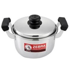 Panci Stainless Steel / Sauce Pot Zebra 20Cm