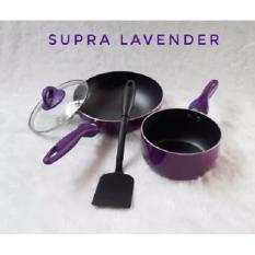 Panci Supra Set Rosemary Lavender Panci Set Serbaguna