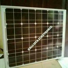 Panel Surya / Solar Cell 50wp Mono Harga Promo