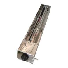 panggangan bakaran sate gas 50cm stainless