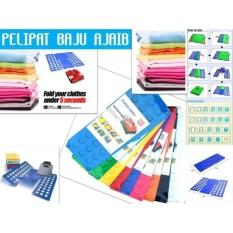 Papan Lipat Baju Ukuran Dewasa - Flipfold Laundry Clothes Folder - Random