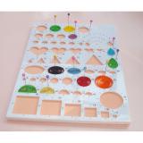 Toko Paper Quilling Template Board Papercraft Diy Crimper Craft Art 210Mm15Mm8Mm Intl Termurah Di Tiongkok
