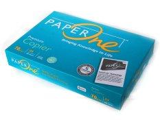 Jual Paperone Kertas Fotocopy Print A4 70Gr 1 Box Isi 5 Rim Lengkap