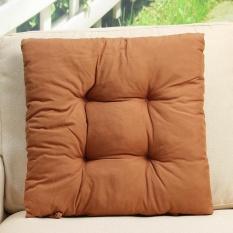 Patio Chair Cushion Set Seat Dog Cat Pads Garden Outdoor Furniture Soft Pillow Coffee - intl