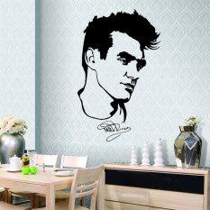 Harga Patrick Morrissey Stiker Dinding Rumah Dekorasi Kamar For Kamar Anak Stiker Dapat Dilepas Diseduh Sendiri Online