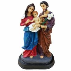Patung Keluarga Kudus Yesus 24 cm