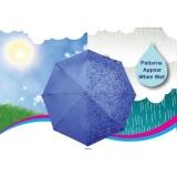 Jual Payung Magic 3D Muncul Motif Jika Basah Bonus Sarung Payung Universal Murah