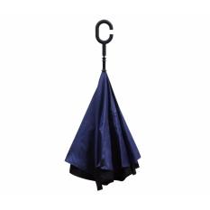 Jual Beli Payung Terbalik Aitia Gagang C Reverse Umbrella Biru