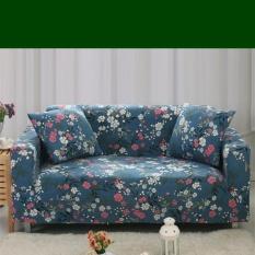 PCS/1 SetDecorative Bantal Case Bantal Belakang Sarung Sofa Cover Warna: Juta Bunga Ukuran: Tiga 190 ~ 235 Cm-Intl