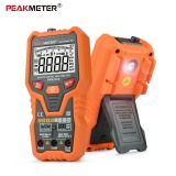 Harga Peakmeter Pm8248S Digital Multimeter Clamp Untuk Multimeter Kapasitansi Meter Berdasarkan Transistor Penguji Internasional New