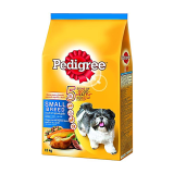 Jual Pedigree Small Breed Chicken Liver Vegetable 1 5 Kg Satu Set