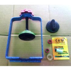 SinarTerang - Pengaman Regulator Tabung Gas Elpiji 3 Kg &12 kg Braket Bracket Alat Penghemat Pengaman Pencegah Kebocoran LPG Bagus Grosir Murah