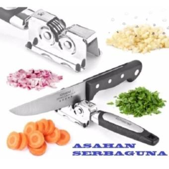 diva-Davi Asahan Pisau / Asah pisau Stainless steel / pengasah gunting pisau stainless steel