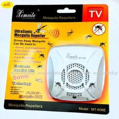 Harga Pengusir Nyamuk Ximeite Mt606 Ultrasonic Mosquito Repeller Mawar88Shop Origin